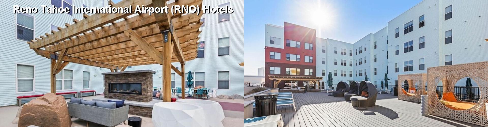 5 Best Hotels Near Reno Tahoe International Airport Rno