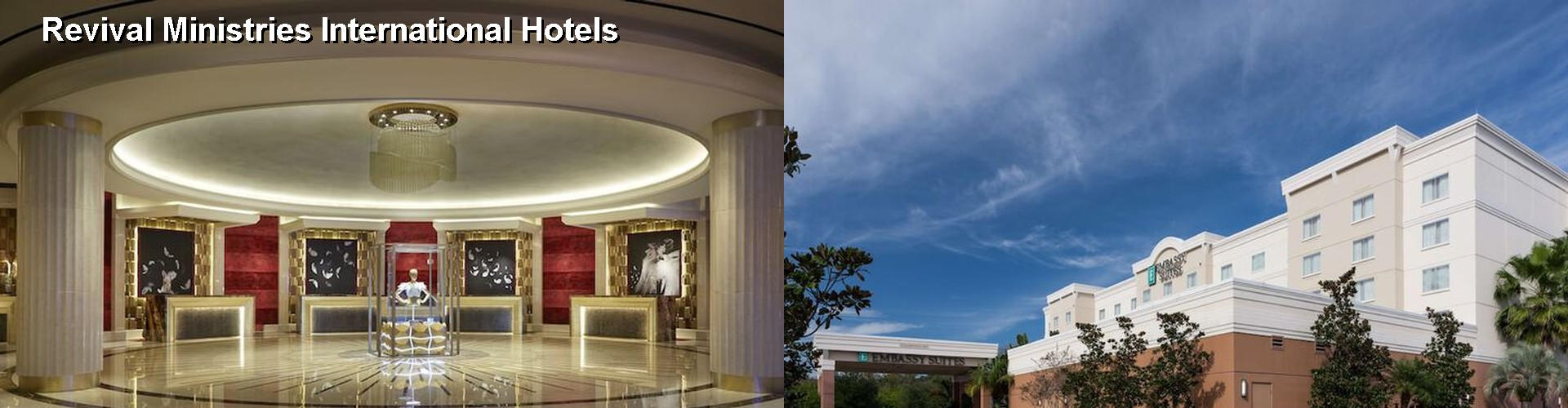 5 Best Hotels near Revival Ministries International