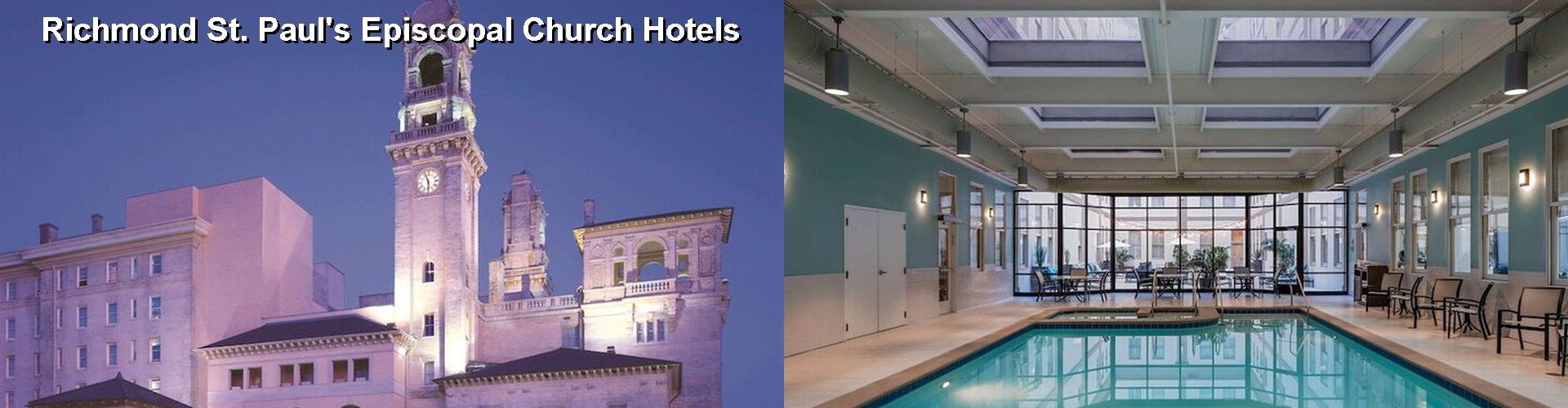 5 Best Hotels near Richmond St. Paul's Episcopal Church