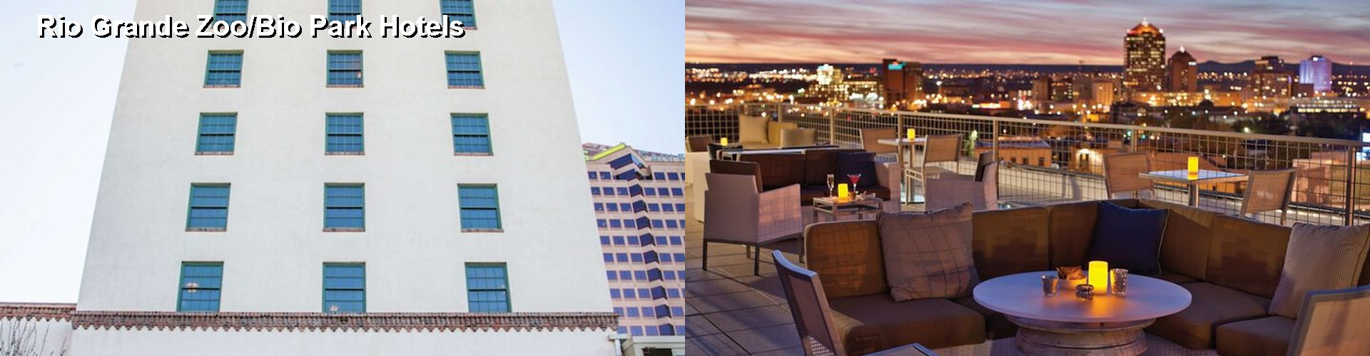 $37+ Hotels Near Rio Grande Zoo/Bio Park in Albuquerque NM