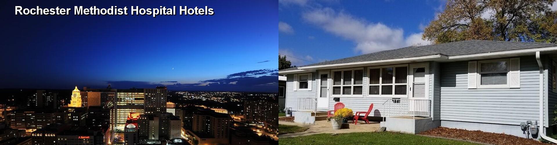 5 Best Hotels Near Rochester Methodist Hospital