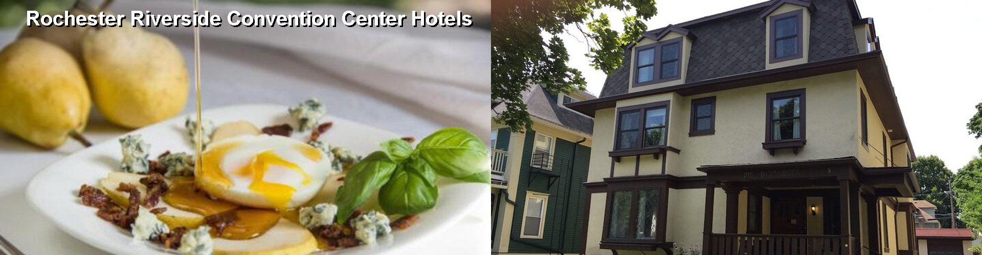 $54+ Hotels Near Rochester Riverside Convention Center NY