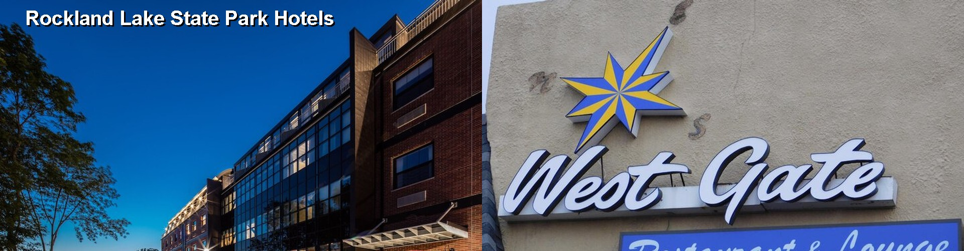 5 Best Hotels near Rockland Lake State Park