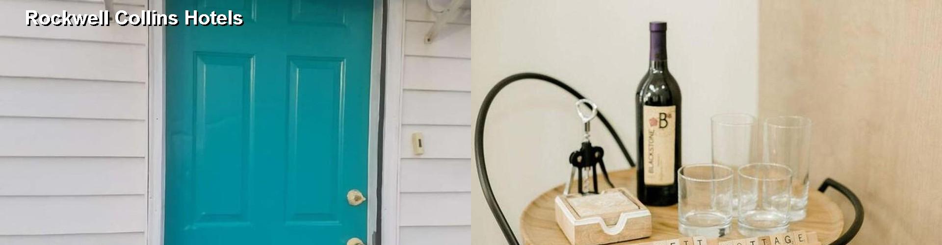 5 Best Hotels Near Rockwell Collins