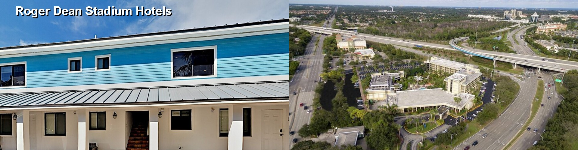 5 Best Hotels near Roger Dean Stadium