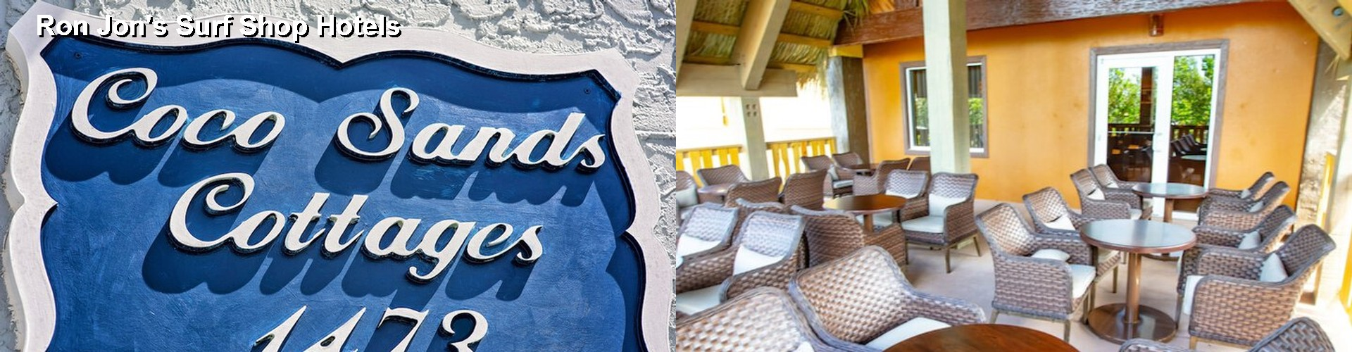 5 Best Hotels near Ron Jon's Surf Shop
