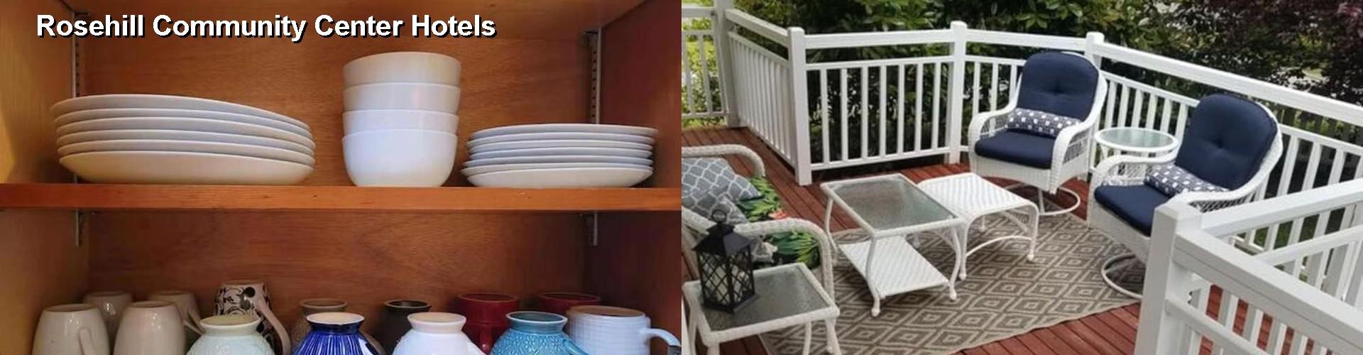 5 Best Hotels Near Rosehill Community Center