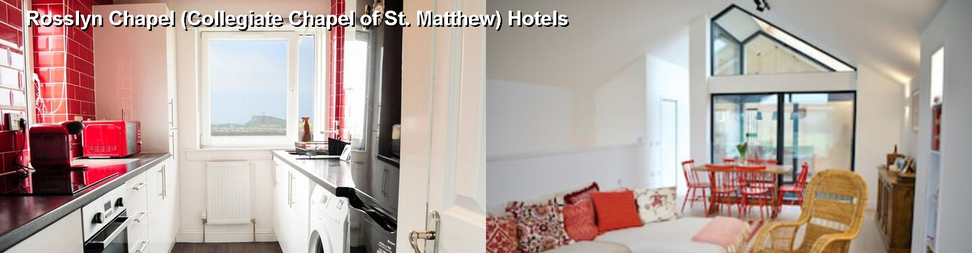 3 Best Hotels near Rosslyn Chapel (Collegiate Chapel of St. Matthew)