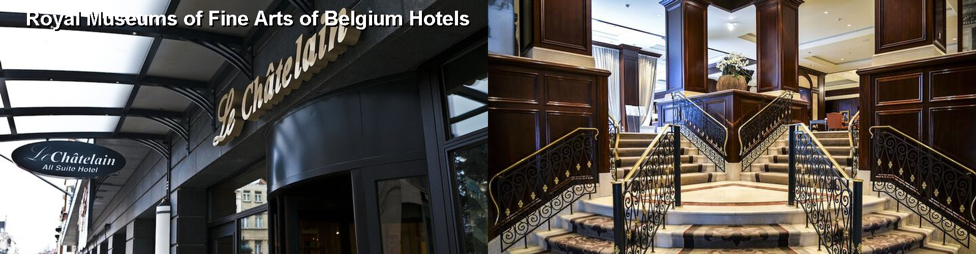 5 Best Hotels near Royal Museums of Fine Arts of Belgium