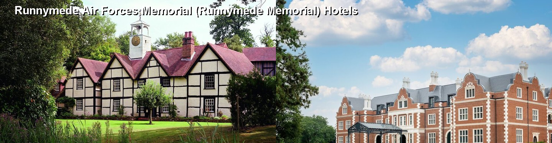 5 Best Hotels near Runnymede Air Forces Memorial (Runnymede Memorial)