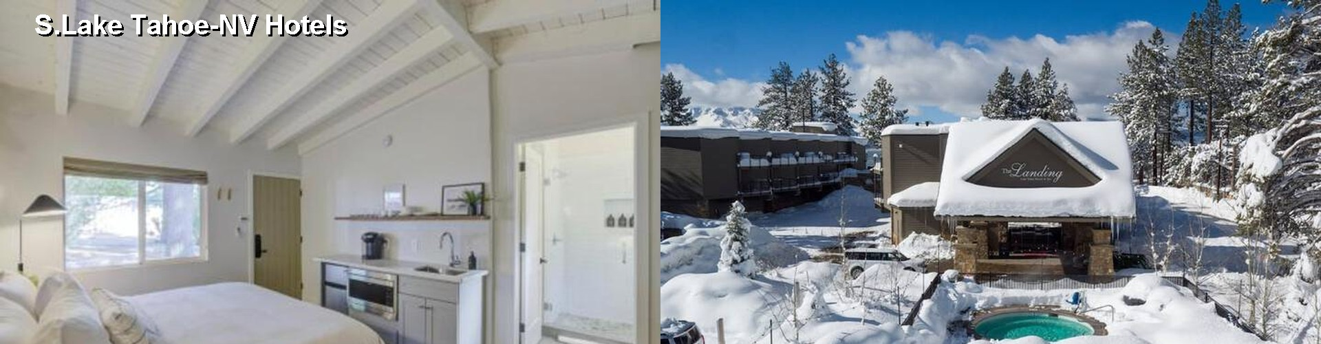 5 Best Hotels near S.Lake Tahoe-NV