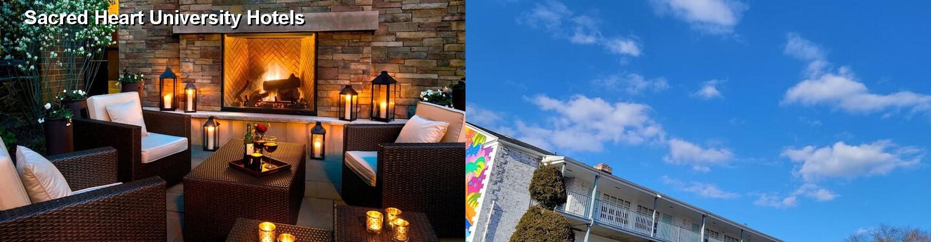 5 Best Hotels Near Sacred Heart University