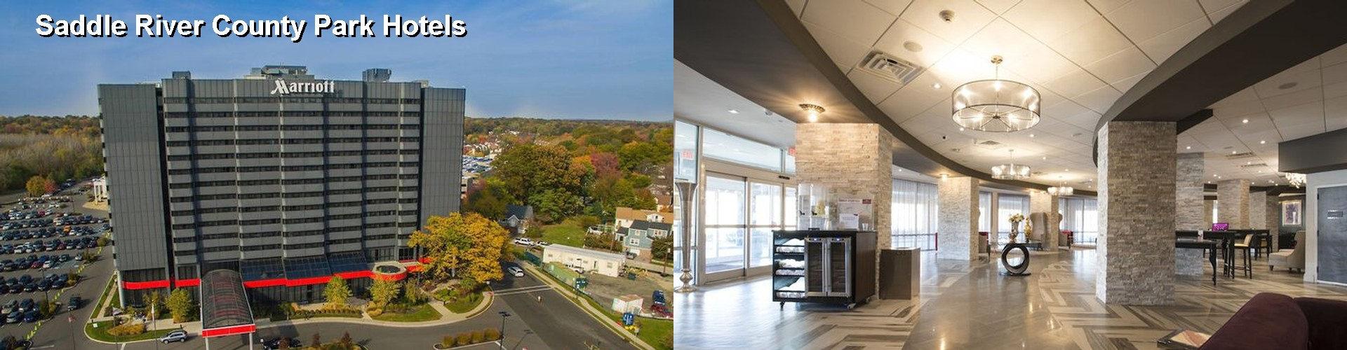 5 Best Hotels near Saddle River County Park