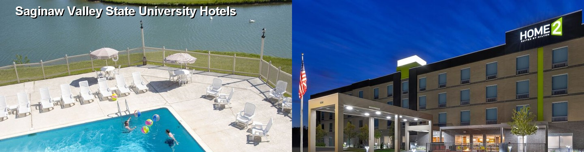 5 Best Hotels near Saginaw Valley State University
