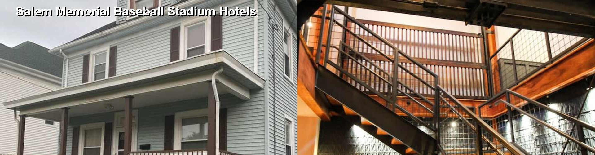 5 Best Hotels near Salem Memorial Baseball Stadium