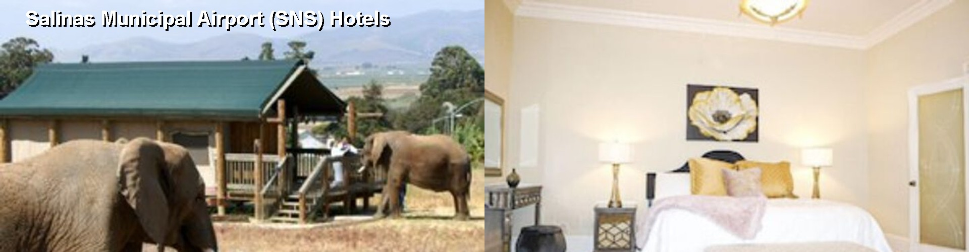 4 Best Hotels near Salinas Municipal Airport (SNS)