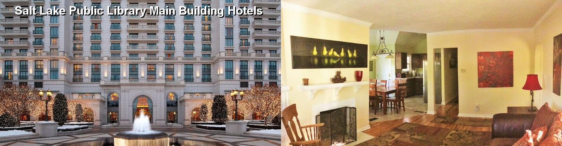 5 Best Hotels near Salt Lake Public Library Main Building