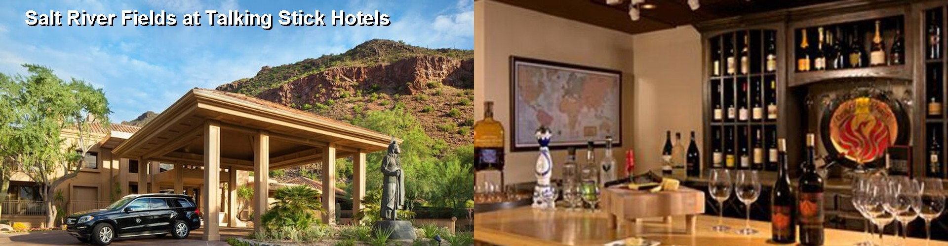 5 Best Hotels near Salt River Fields at Talking Stick