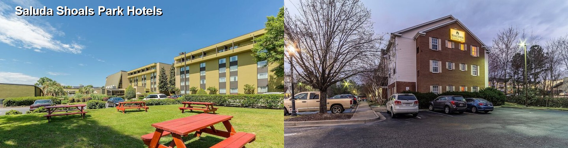 5 Best Hotels near Saluda Shoals Park