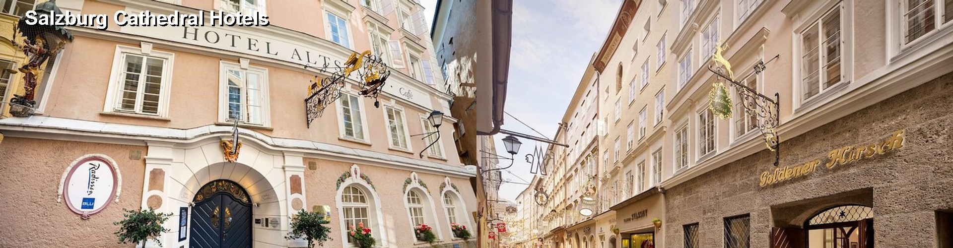 5 Best Hotels near Salzburg Cathedral