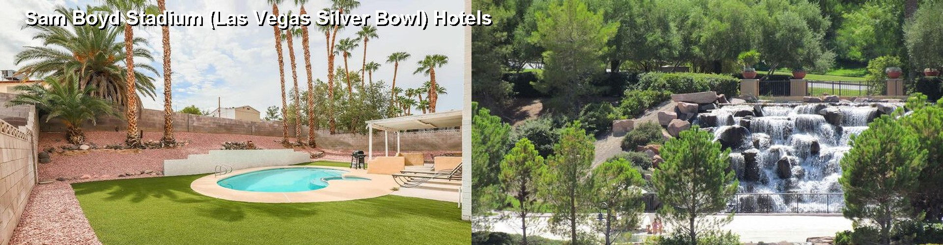 5 Best Hotels near Sam Boyd Stadium (Las Vegas Silver Bowl)