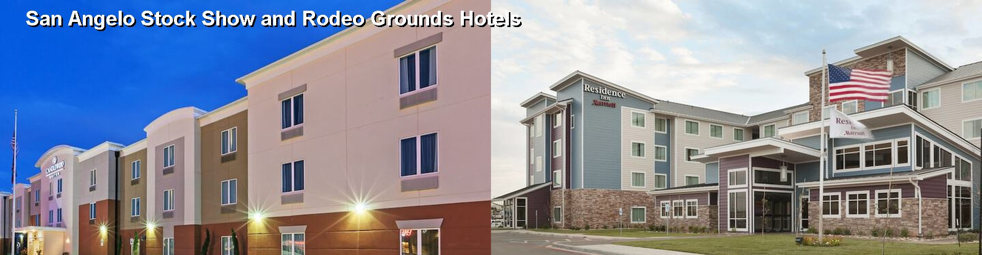 4 Best Hotels near San Angelo Stock Show and Rodeo Grounds