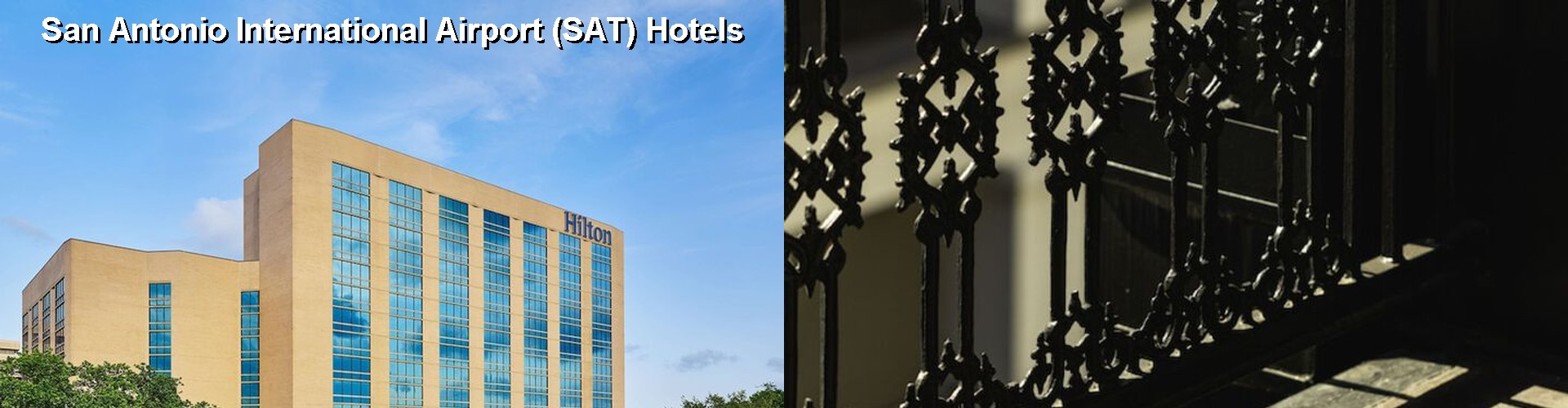 5 Best Hotels near San Antonio International Airport (SAT)