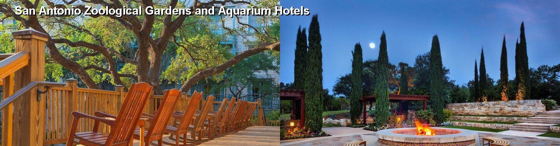 3 Best Hotels near San Antonio Zoological Gardens and Aquarium