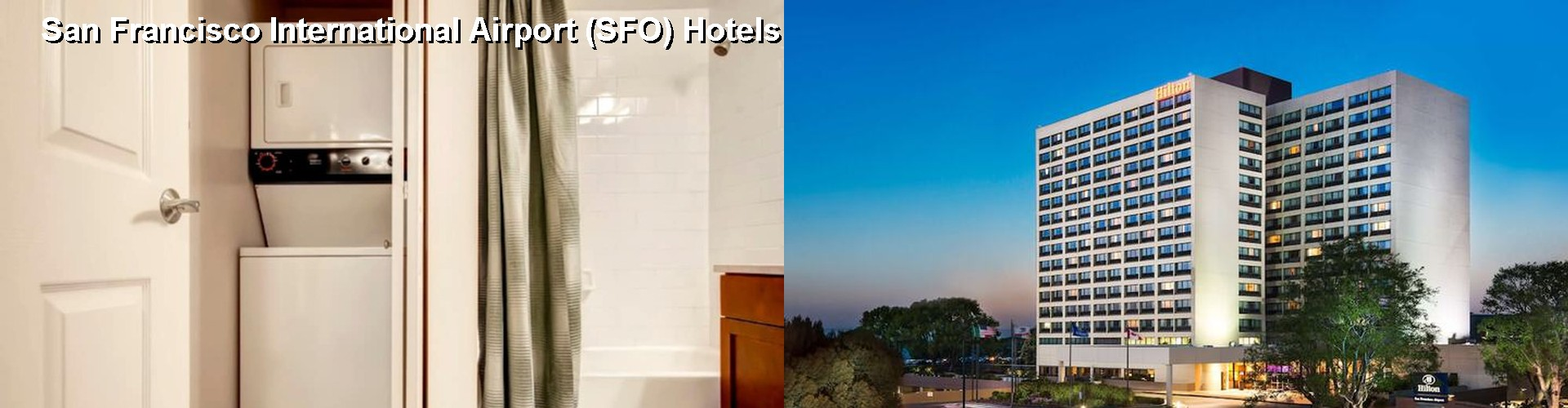 5 Best Hotels near San Francisco International Airport (SFO)