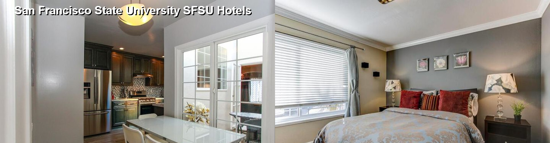5 Best Hotels near San Francisco State University