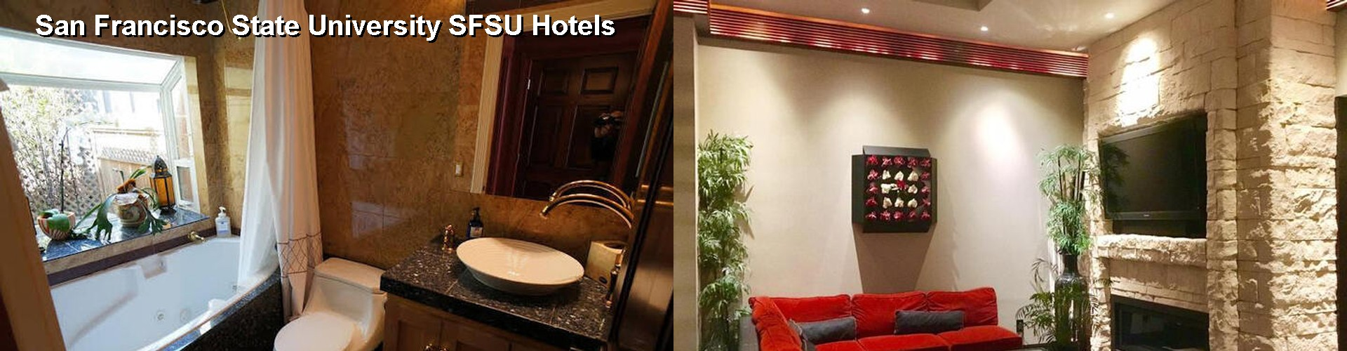 5 Best Hotels near San Francisco State University SFSU