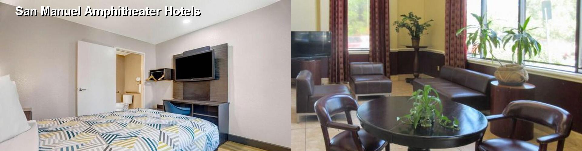 $48+ Hotels Near San Manuel Amphitheater in San Bernardino CA