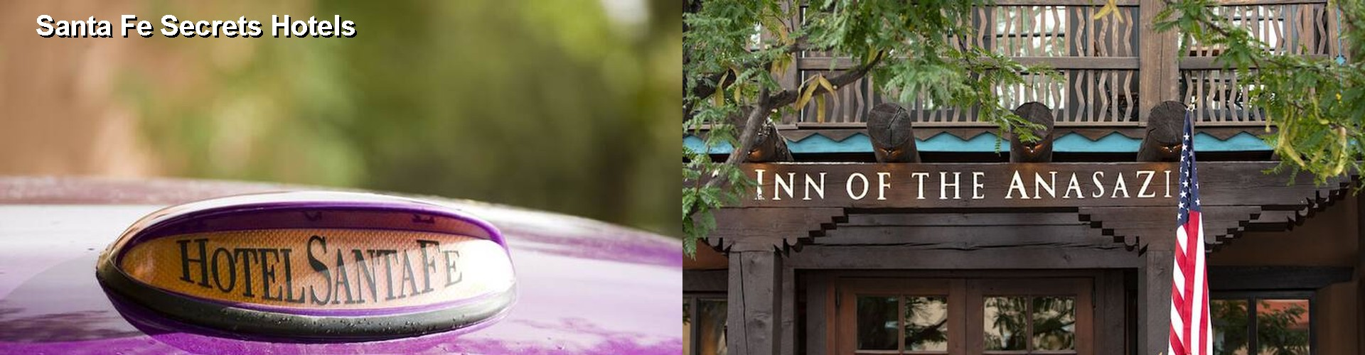 5 Best Hotels near Santa Fe Secrets