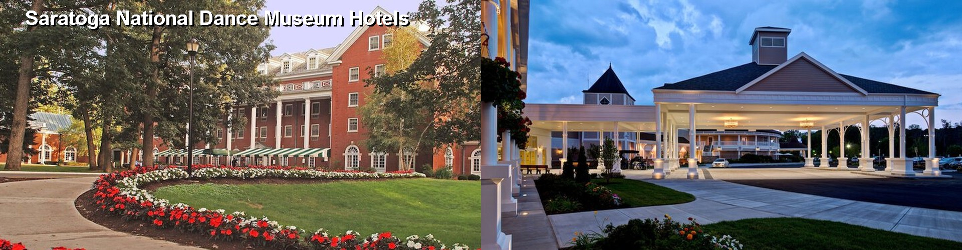 5 Best Hotels near Saratoga National Dance Museum