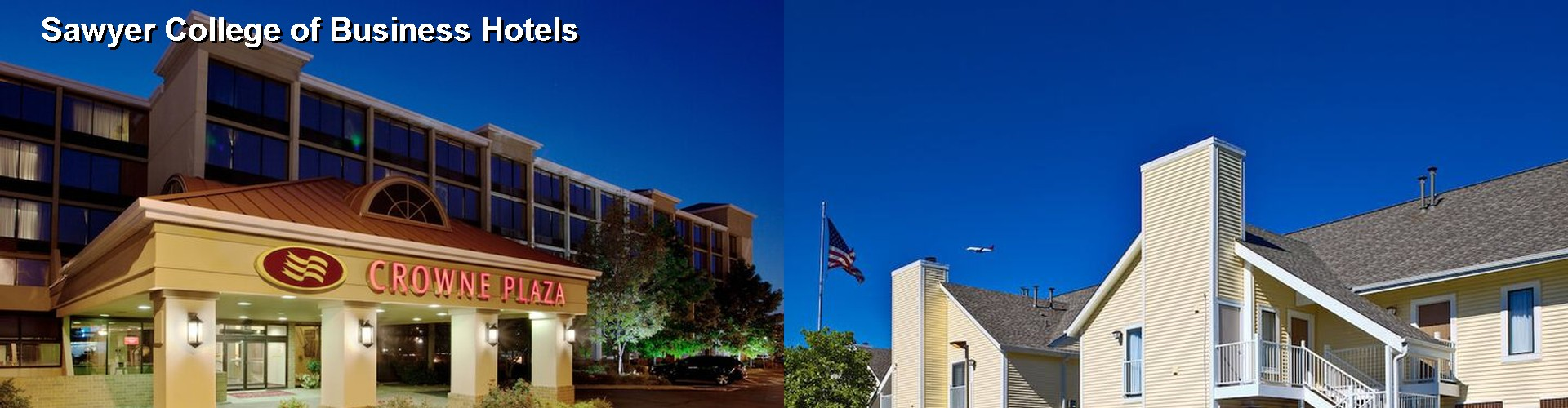 5 Best Hotels near Sawyer College of Business