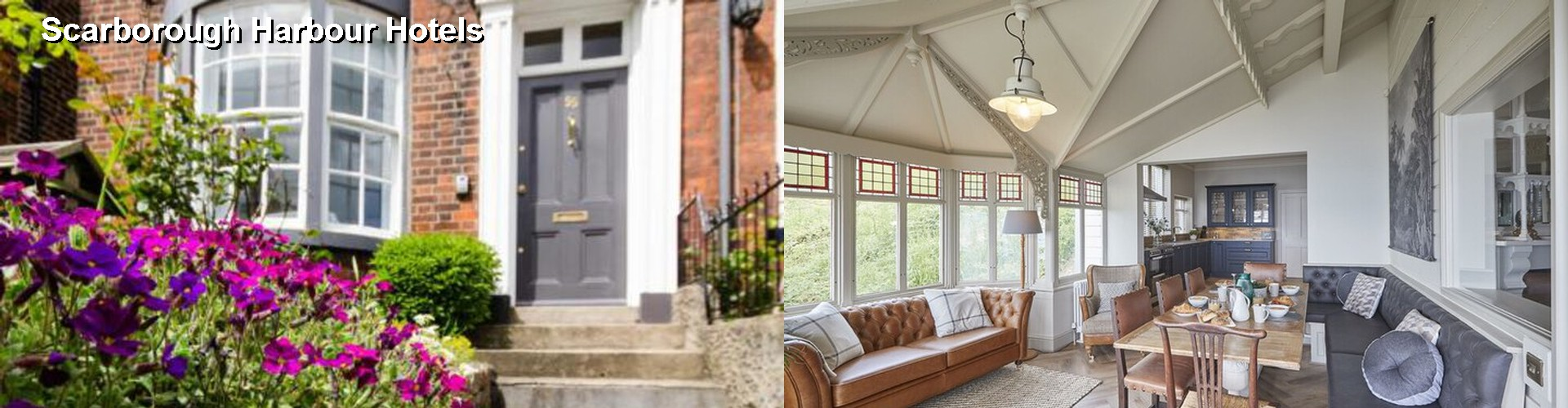 2 Best Hotels near Scarborough Harbour