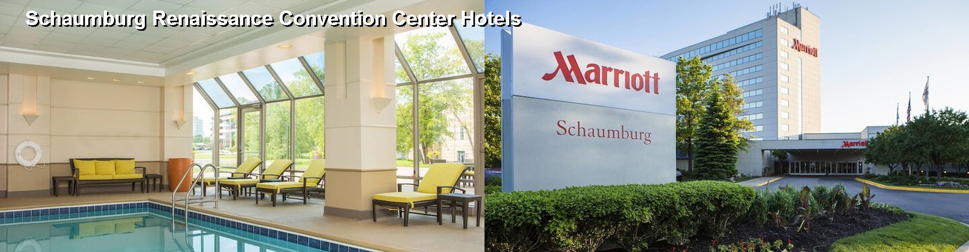 5 Best Hotels near Schaumburg Renaissance Convention Center