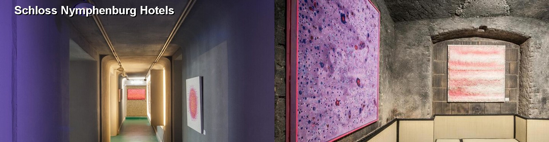 5 Best Hotels near Schloss Nymphenburg