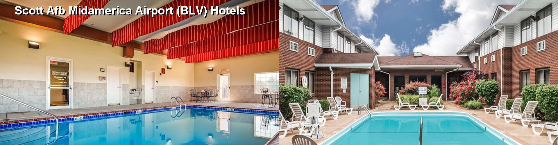 5 Best Hotels Near Scott Afb Midamerica Airport Blv