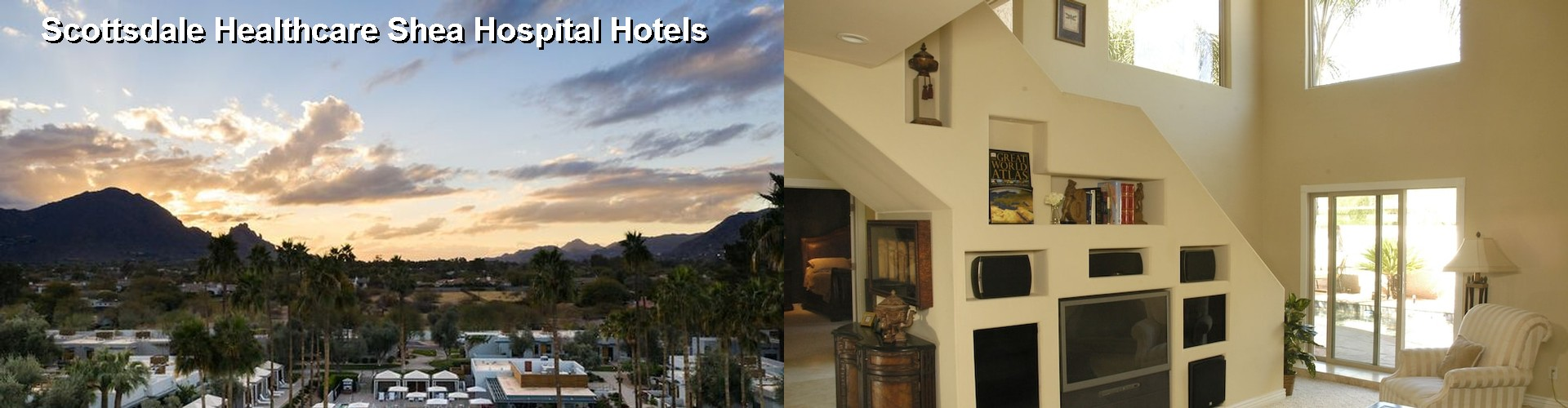 55 Hotels Near Scottsdale Healthcare Shea Hospital Az