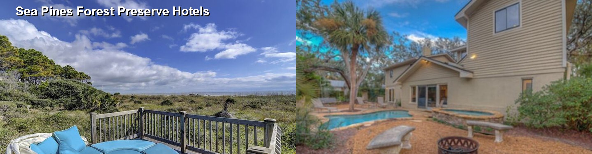 5 Best Hotels Near Sea Pines Forest Preserve
