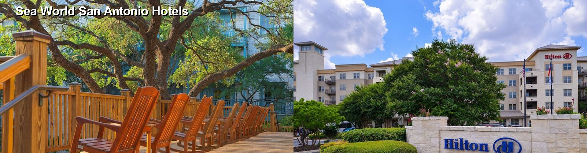 $39+ Hotels Near Sea World San Antonio (TX)