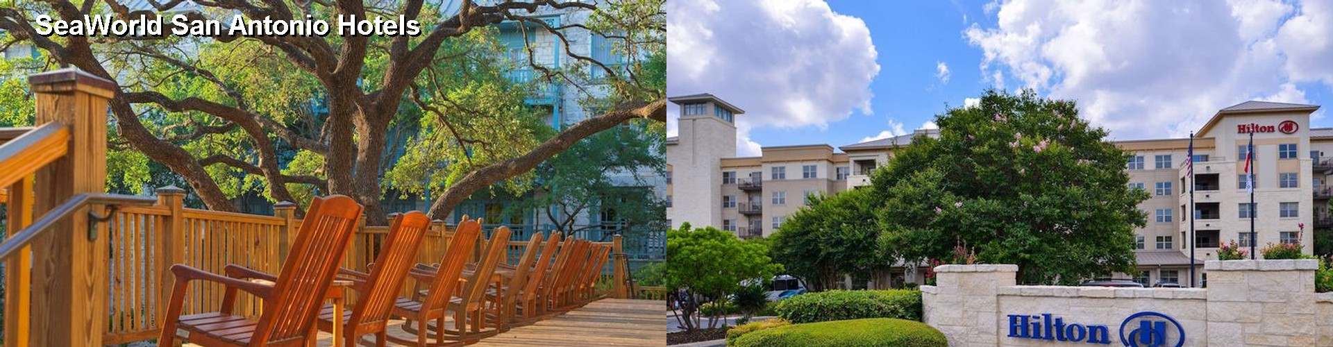 5 Best Hotels Near Seaworld San Antonio