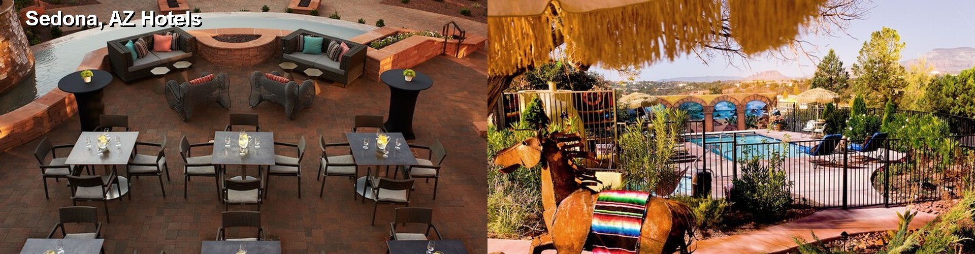 5 Best Hotels near Sedona, AZ