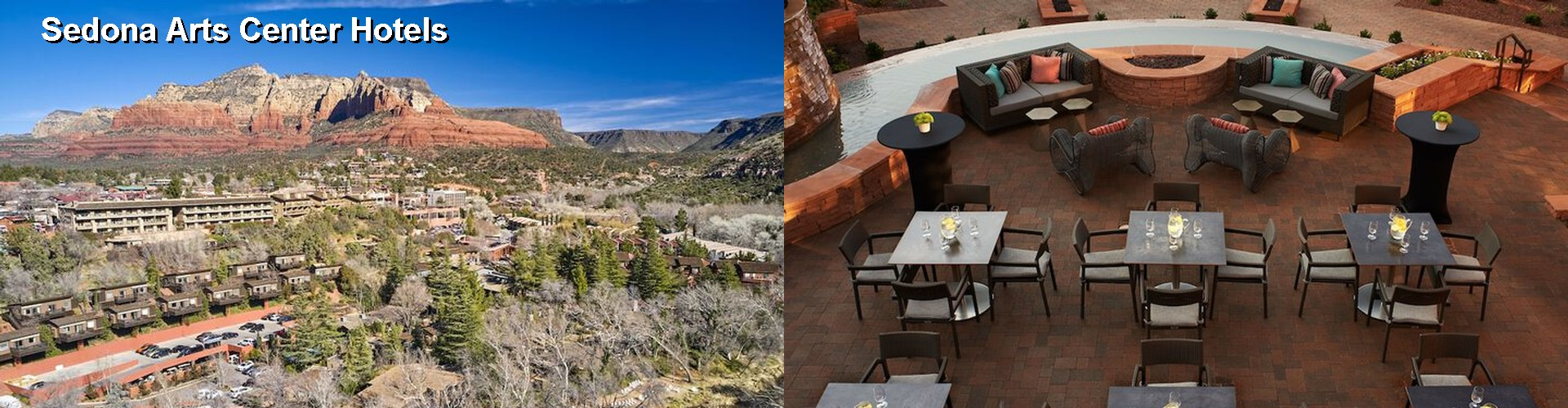 5 Best Hotels near Sedona Arts Center