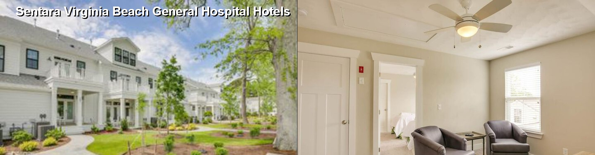 5 Best Hotels near Sentara Virginia Beach General Hospital