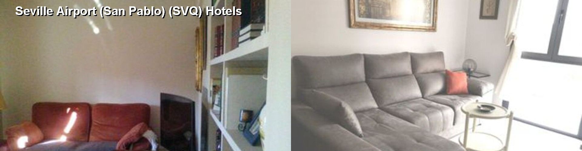 5 Best Hotels near Seville Airport (San Pablo) (SVQ)