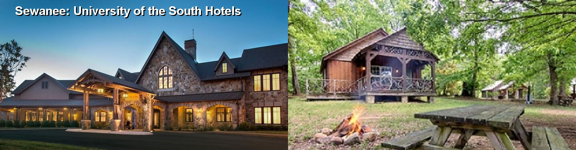 5 Best Hotels near Sewanee: University of the South