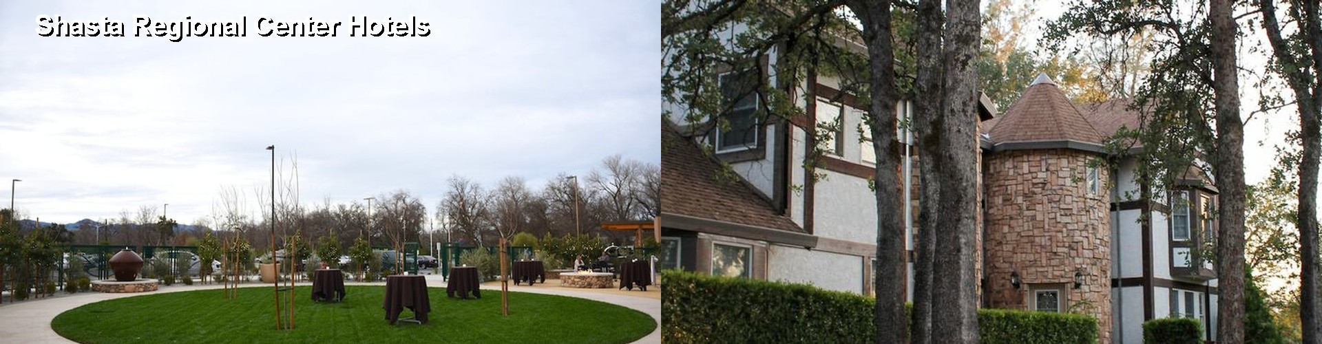 5 Best Hotels near Shasta Regional Center