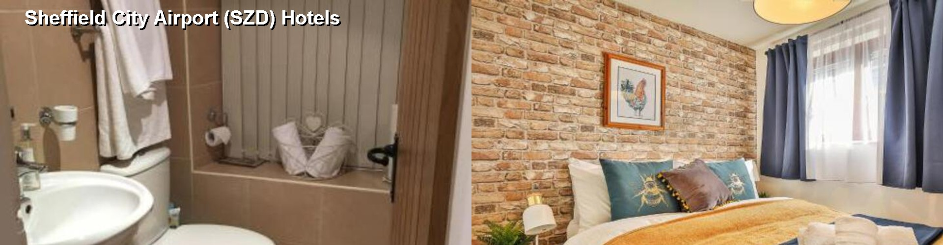 5 Best Hotels Near Sheffield City Airport Szd